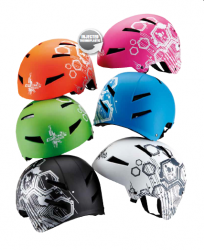 CASCO BMX/FREESTYLE/PATINAJE